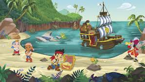 neverland wallpaper wallpapersafari jl jake neverland pirates xl mural product jake