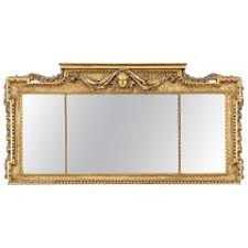 Mirror With Candle Sconces Victorian Gilt Girondelle Mirror With Candle Sconces C 1850 For