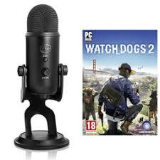 black friday blue yeti buy blue yeti usb microphone blackout watch dogs 2 free uk