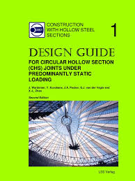 cidect dg1 design guide for circular hollow section chs