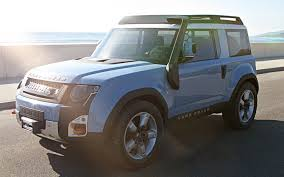 more details on next gen 2018 land rover defender emerge