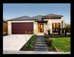 modern front yard landscaping simple modern front yard layout would change choice of plants