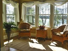interior astonishing enclosed front porches decoration using blue