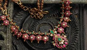 trendy necklace styles images Indian antique jewelry types designs styles jpg