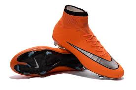 womens football boots australia nike mercurial superfly fg orange silver for a 114 89
