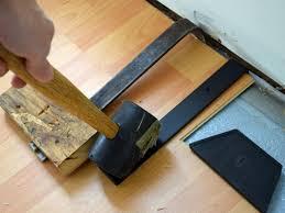 flooring installing laminate wood floor installing pergo