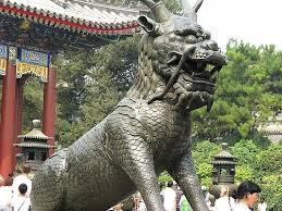 qilin statue qilin statue 麒麟 qilin