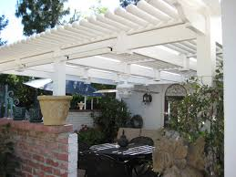 simple vinyl pergolas patio covers backyard ideas ohwyatt com