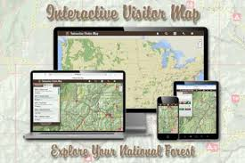 us area code map printable maps us forest service