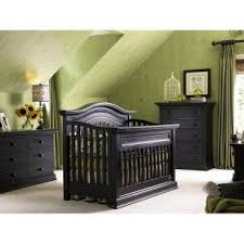 Black 4 In 1 Convertible Crib Bonavita Sheffield Lifestyle 4 In 1 Convertible Crib Collection
