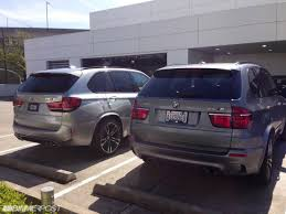 Bmw X5 Grey - comparison donnington gray 2015 x5m and space gray 2013 x5m