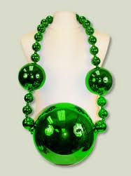green mardi gras green mardi gras decorations boas and more from by