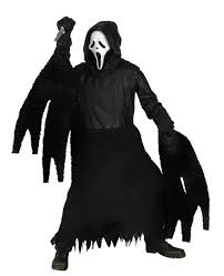 scream halloween mask what do you think of neca u0027s ghostface figure scream trilogy
