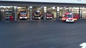 Feuerwehr Bad Kreuznach Ausrücken Des Löschzuges Der Feuerwehr Büdingen Youtube
