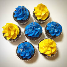 golden state warriors themed cupcakes yelp