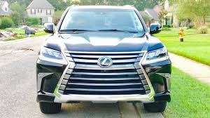 lexus lx 570 2017 my new 2016 lexus lx 570 full review start up exhaust short