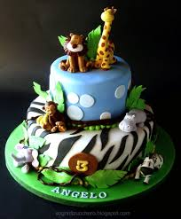 jungle cake maria letizia bruno flickr