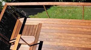 outdoor deck materials