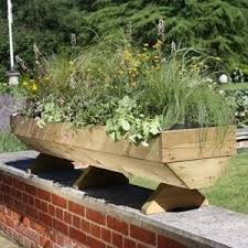 manger trough planters planters by harrod horticultural