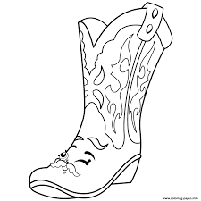 print cool betty boot shopkins season 2 coloring pages shopkins
