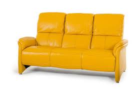 Orange Leather Chair Divani Casa Sunflower Modern Yellow Italian Leather Sofa Set