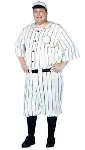 discount costumes men s baseball player costume costumes