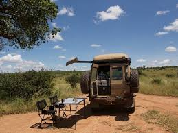 Vehicle Awning Movable Awning Arm By Front Runner