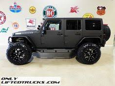 used lifted jeep wrangler unlimited for sale 2014 jeep wrangler unlimited kevlar coated custom leather lifted