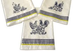 Kitchen Towel Embroidery Designs Kitchen Tea Towels Blank Perfect For Embroidery Printing And