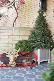 decorating your front porch for christmas bigger than the three get inspired to decorate your front porch for christmas