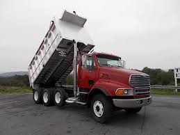 used volvo dump truck used volvo dump truck suppliers and used 2007 volvo vhd tri axle aluminum dump truck for sale 438346