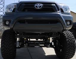 suspension lift kits for toyota tacoma 2005 2017 toyota tacoma 10 12 inch bulletproof lift kit