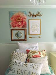 Girly Wall Stickers Pink And Gold Ethereal Teen Bedroom Gallery Wall Free Printable