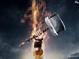 god of thunder thor symbols powers myth