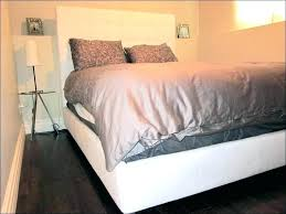 Air Mattress With Headboard Staging A Bedroom With Air Mattress Comfort Raised Air