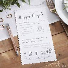 Wishes For The Bride And Groom Cards Bride And Groom Card Ebay