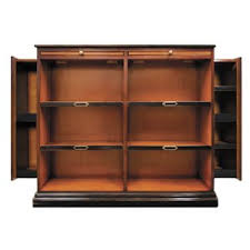 Bookcase With Lock Barrister Bookcases You U0027ll Love Wayfair