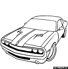 coloring pages cars vitlt
