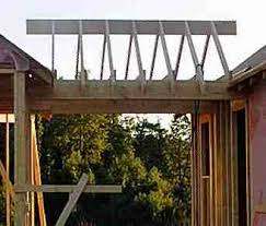 roof how house construction works howstuffworks