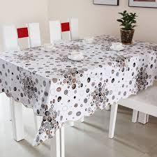 dining room popular disposable table cloths design ideas with art