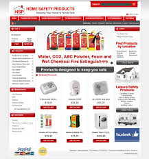home web design business home safety products ecommerce website web design galway martec