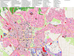 Kaiserslautern Germany Map by Large Wiesbaden Maps For Free Download And Print High Resolution
