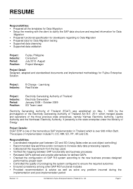 Basketball Coach Resume Example by Chetana Charoenbibhop Cv July 2015