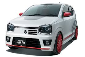 this suzuki alto turbo rs concept is for real japanese kei cars