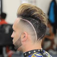 hi lohair cuts nice 35 modern hard part haircut ideas choose yours check more