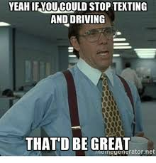 Memes For Texting - driving and texting meme mne vse pohuj