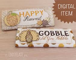 thanksgiving favors etsy