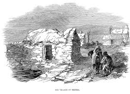 sketches in the west of ireland views of the famine