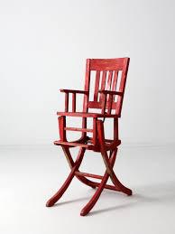 Vintage Childrens Rocking Chairs Antique Children U0027s Convertible Rocking Chair High Chair U2013 86 Vintage