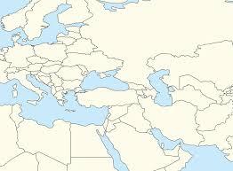 Asia Blank Map Blank Map Of Eurasia Eaglee Me